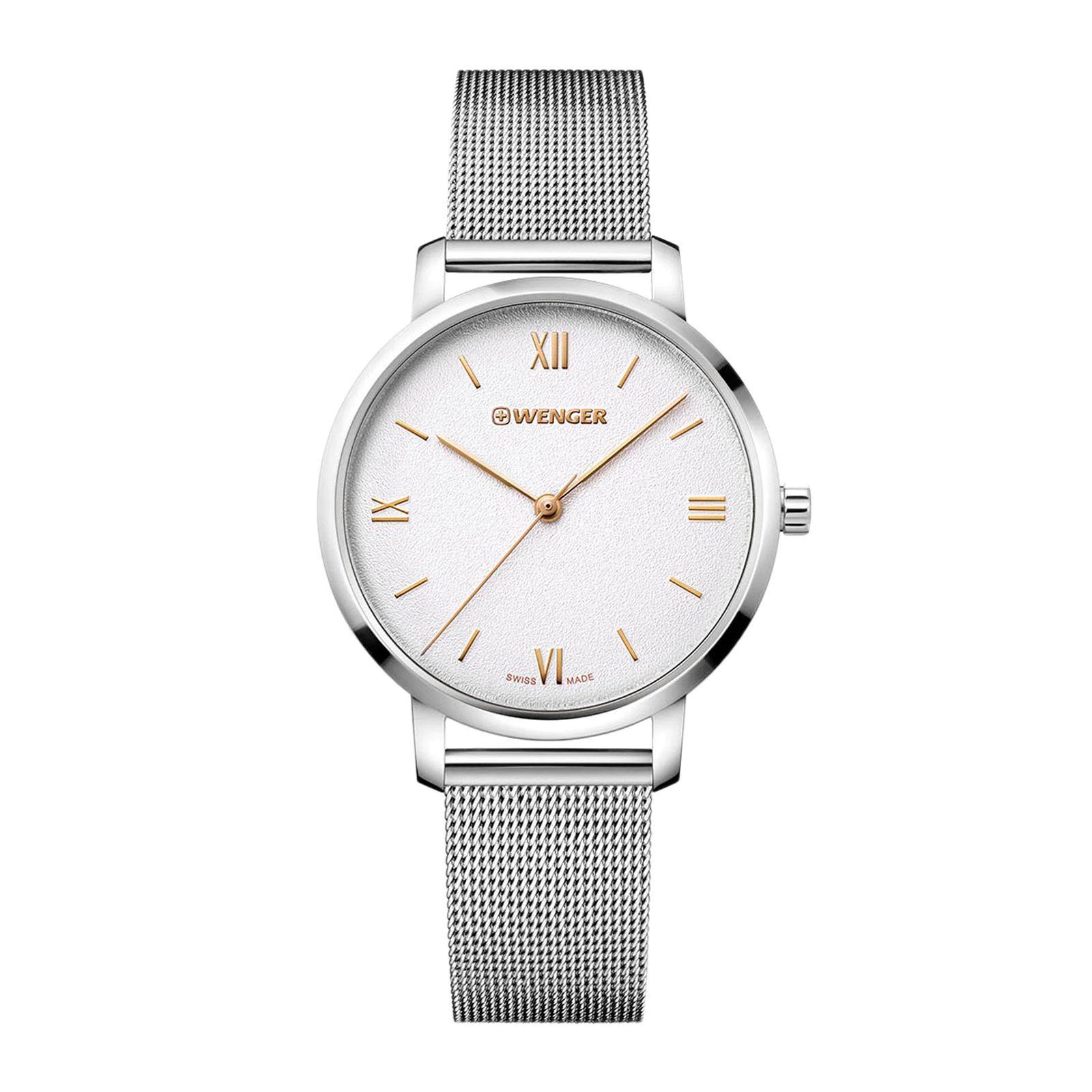 ساعت مچی عقربه ای مردانه ونگر مدل 01.1731.104 -  - 2