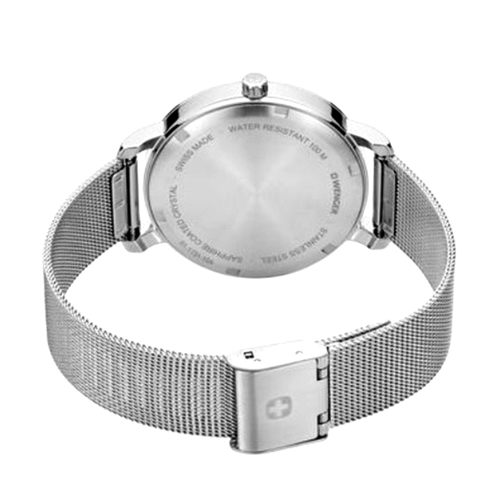 ساعت مچی عقربه ای مردانه ونگر مدل 01.1731.104 -  - 4