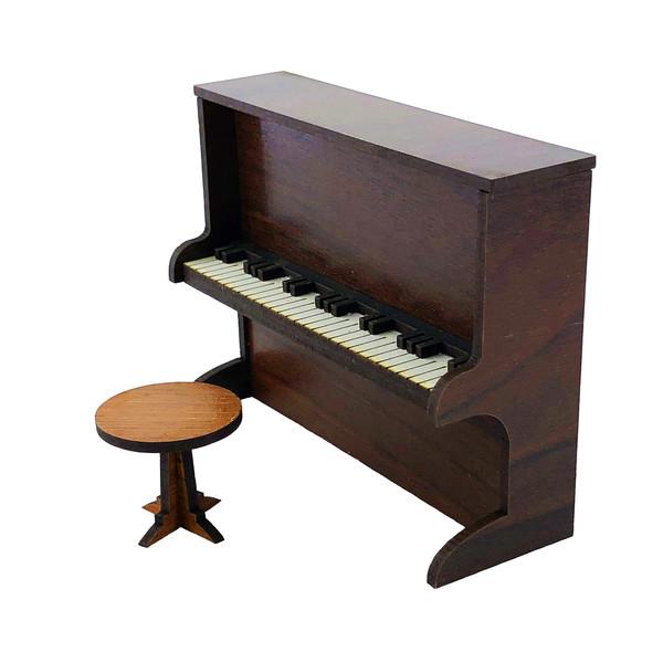 ماکت دکوری طرح پیانو مدل GZ98555