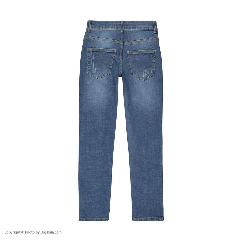 شلوار جین زنانه آر ان اس مدل 1104075-59