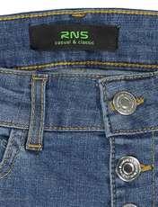 شلوار جین زنانه آر ان اس مدل 1104075-59 -  - 4