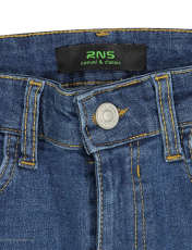 شلوار جین زنانه آر ان اس مدل 1104076-58 -  - 4