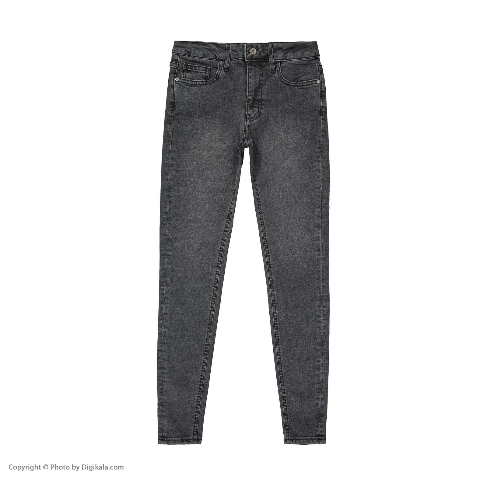 شلوار جین زنانه آر ان اس مدل 1104074-93 -  - 2