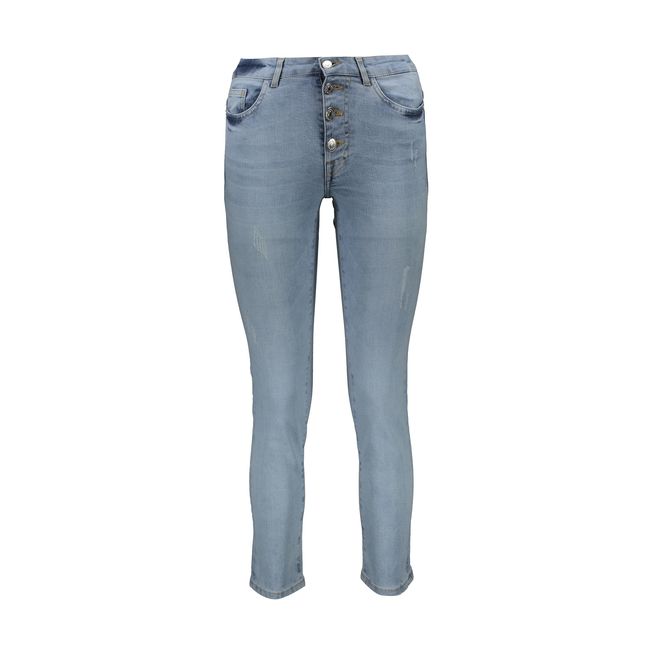 شلوار جین زنانه آر ان اس مدل 1104075-58