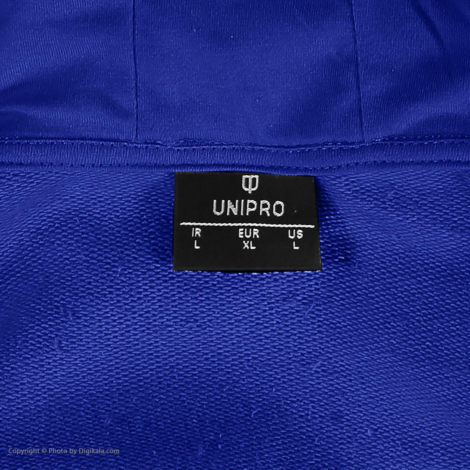 هودی ورزشی مردانه یونی پرو مدل 911159303-10 -  - 6