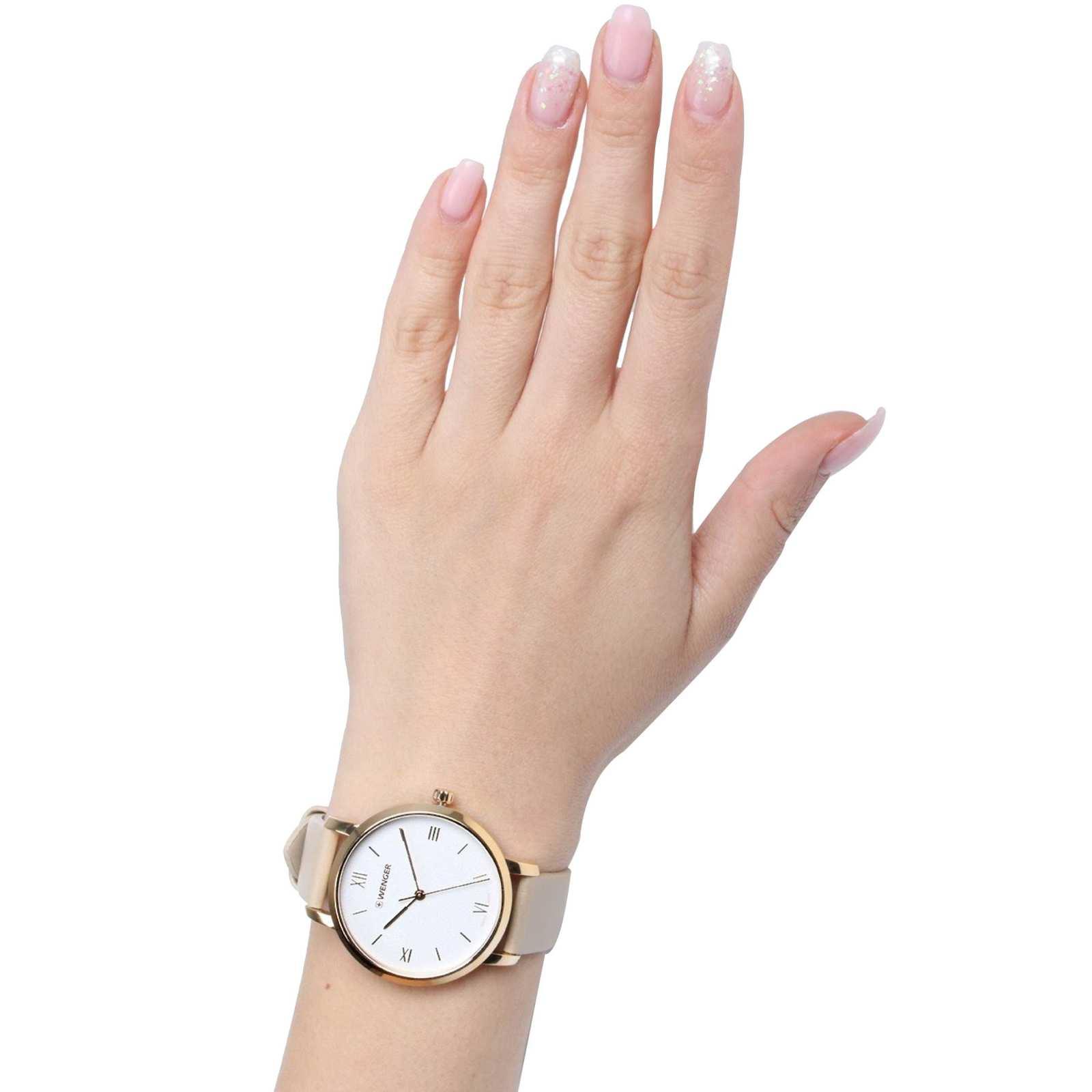 ساعت مچی عقربه ای مردانه ونگر مدل 01.1731.105 -  - 3