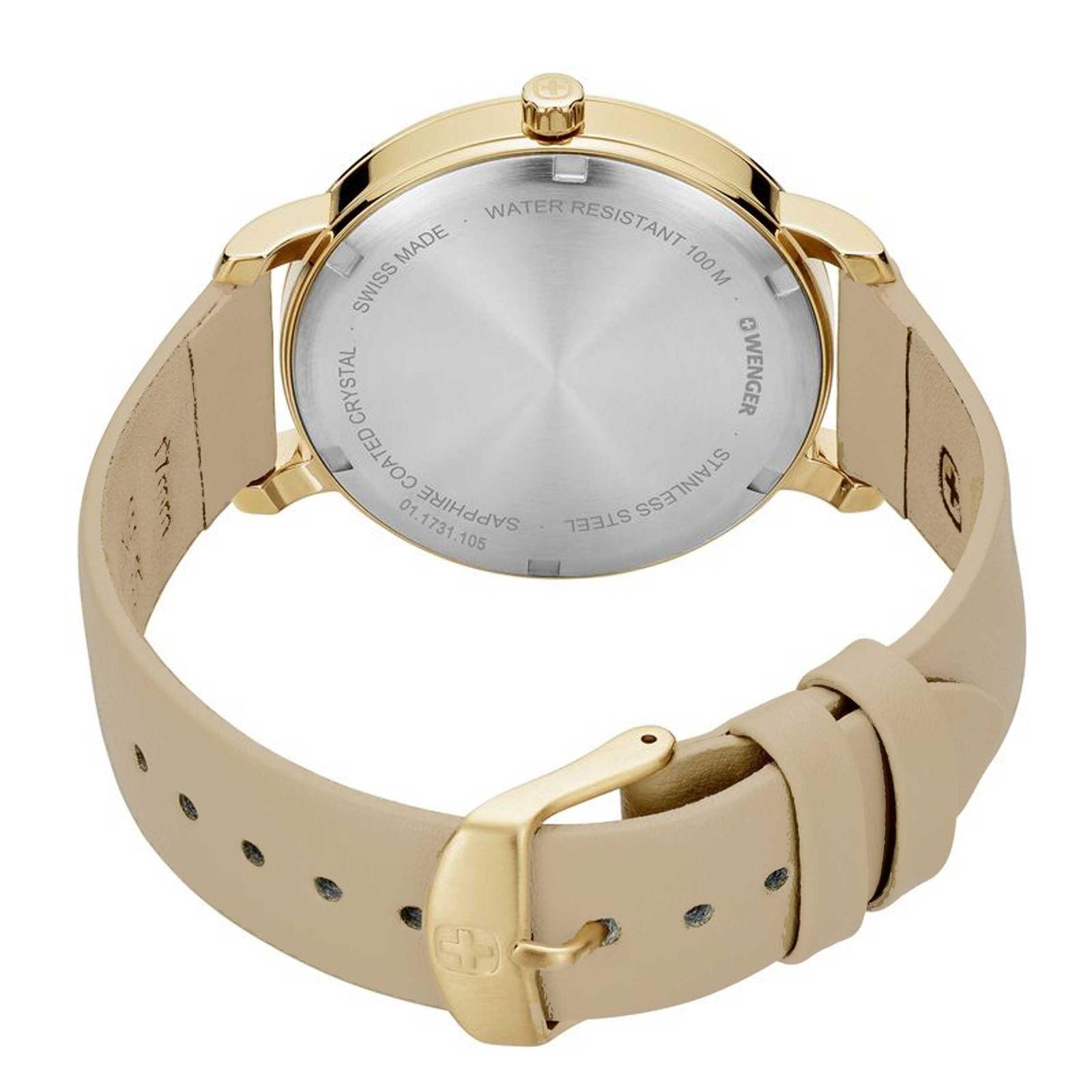 ساعت مچی عقربه ای مردانه ونگر مدل 01.1731.105 -  - 4