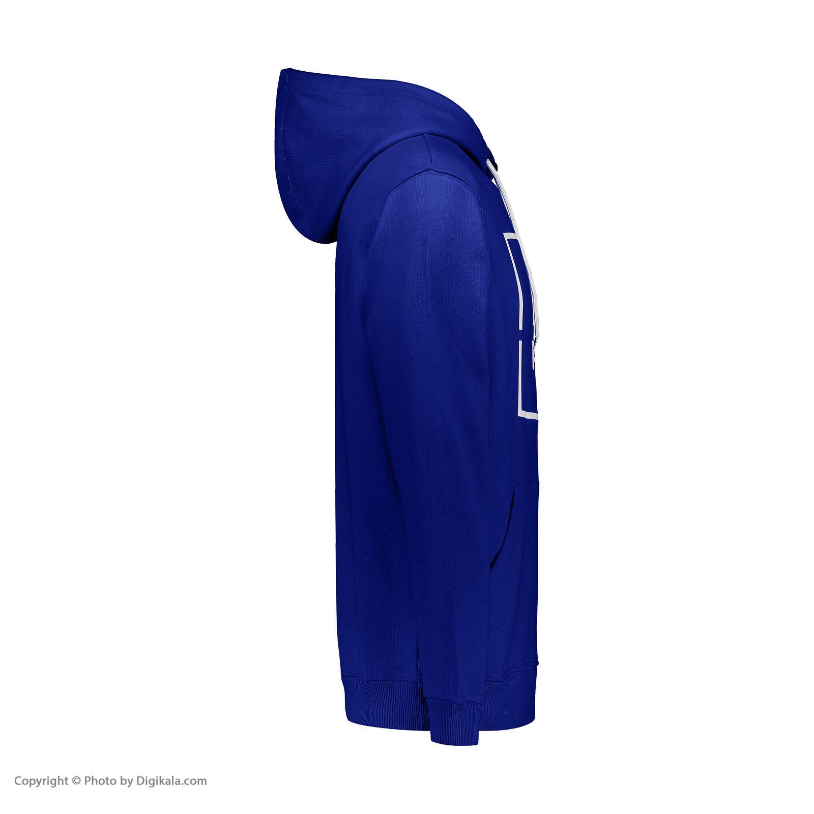 هودی ورزشی مردانه یونی پرو مدل 914159308-10 -  - 3