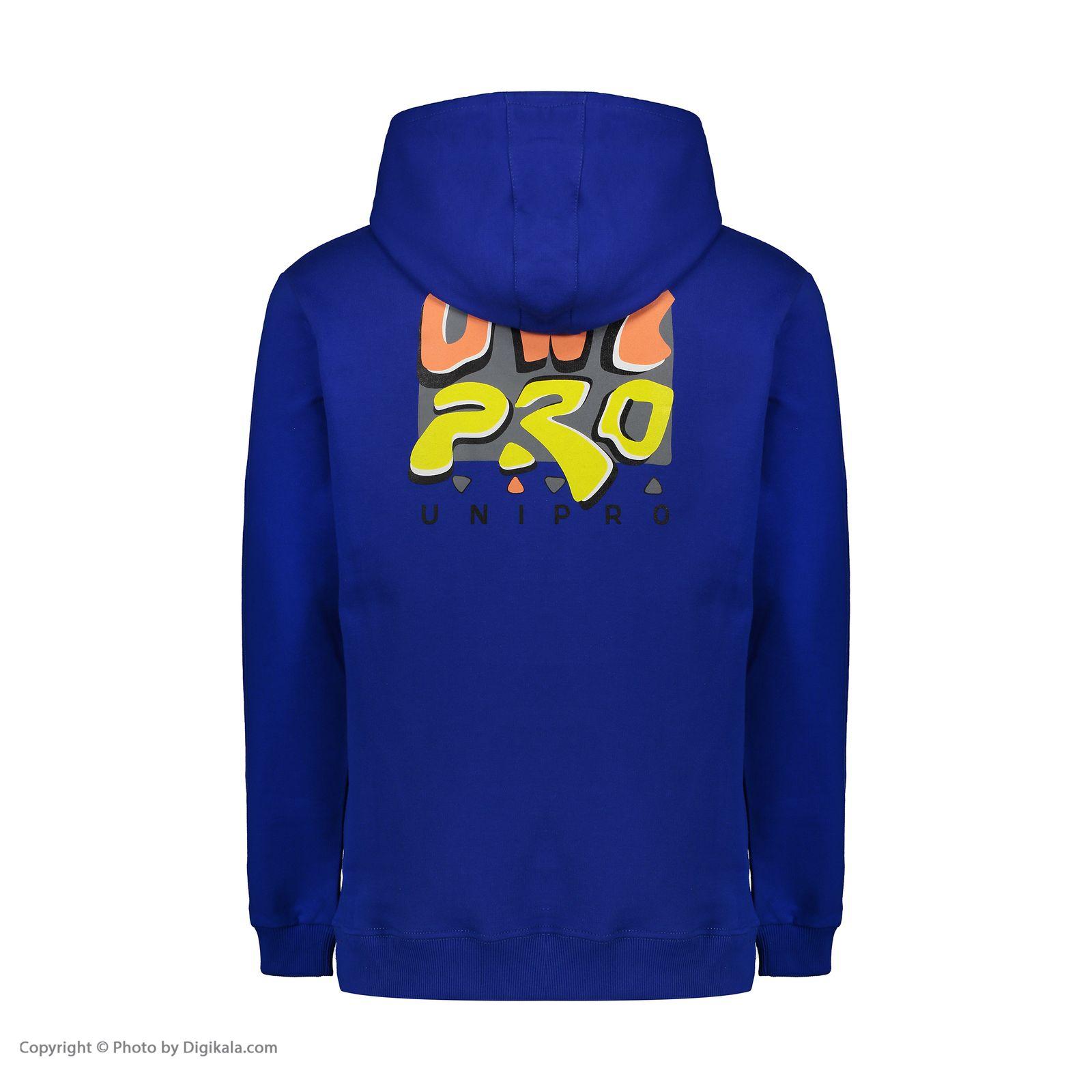 هودی ورزشی مردانه یونی پرو مدل 914159306-10 -  - 4