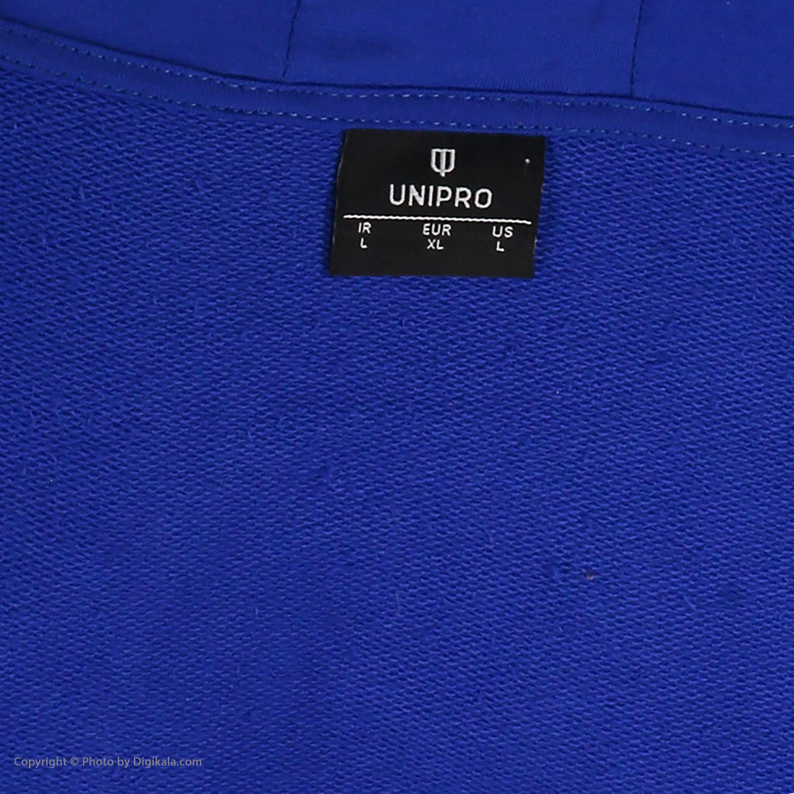هودی ورزشی مردانه یونی پرو مدل 914159306-10 -  - 6
