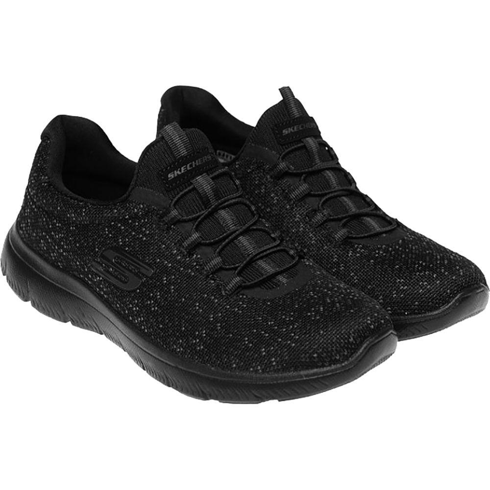 کفش مخصوص پیاده روی زنانه اسکچرز مدل 12987-BBK -  - 2