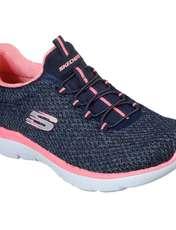 کفش مخصوص پیاده روی زنانه اسکچرز مدل 12986-NVPK -  - 1
