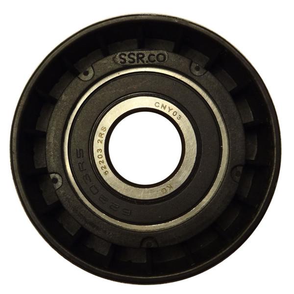 غلتک هرزگرد دینام اس اس آر مدل SSR1102 مناسب برای پژو 206