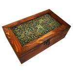 جعبه هدیه چوبی کد BG04