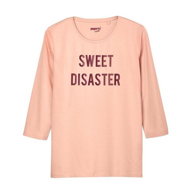تی شرت دخترانه پپرتس کد SD01