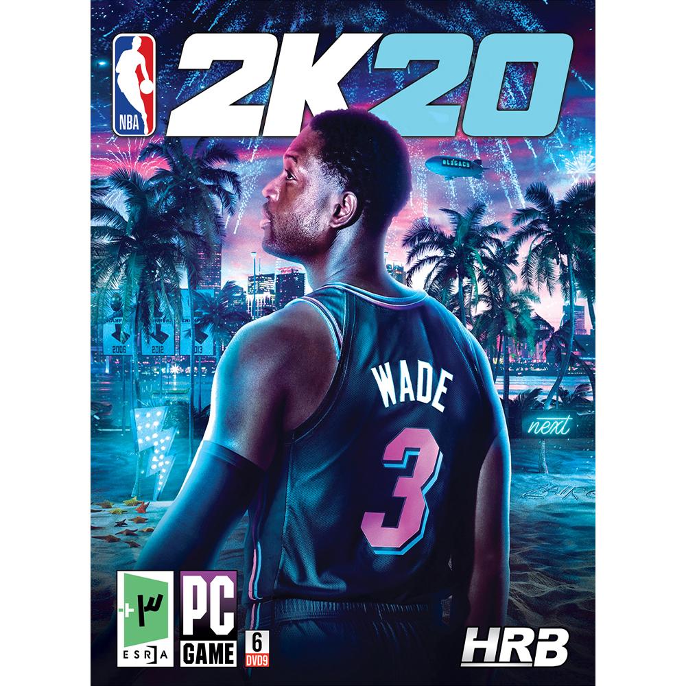 بازی NBA 2K20 مخصوص PC