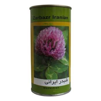 بذر شبدر ایرانی زر بذر ایرانیان کد 64-GH100g