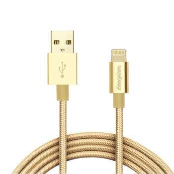 کابل تبدیل USB به لایتنینگ انرجایزر مدل Hightech طول 1.2 متر