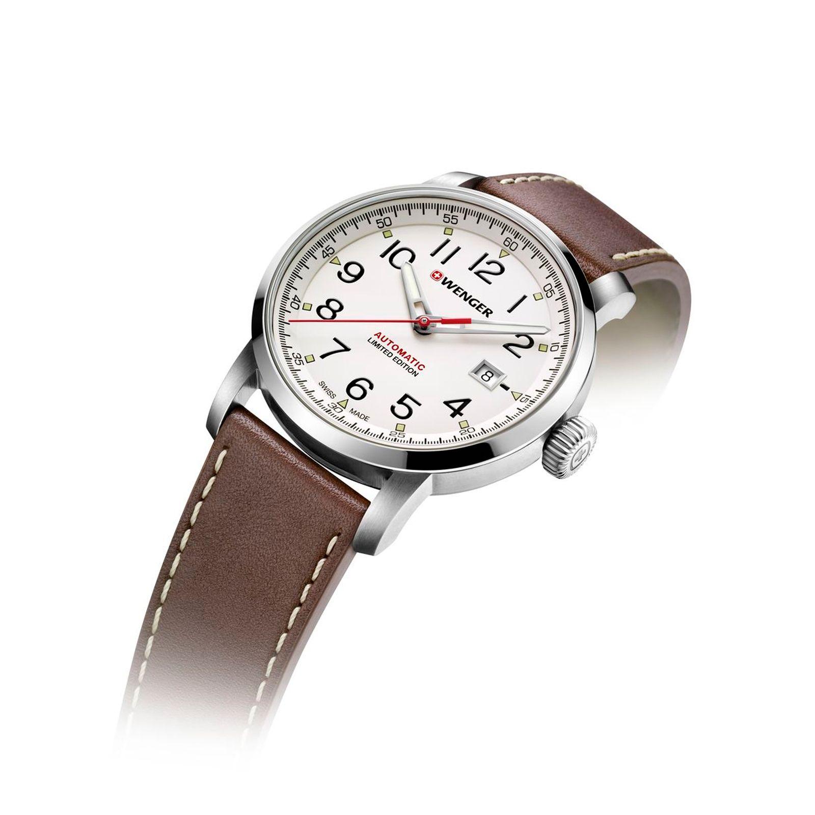 ساعت مچی عقربه ای مردانه ونگر مدل 01.1546.101 -  - 3