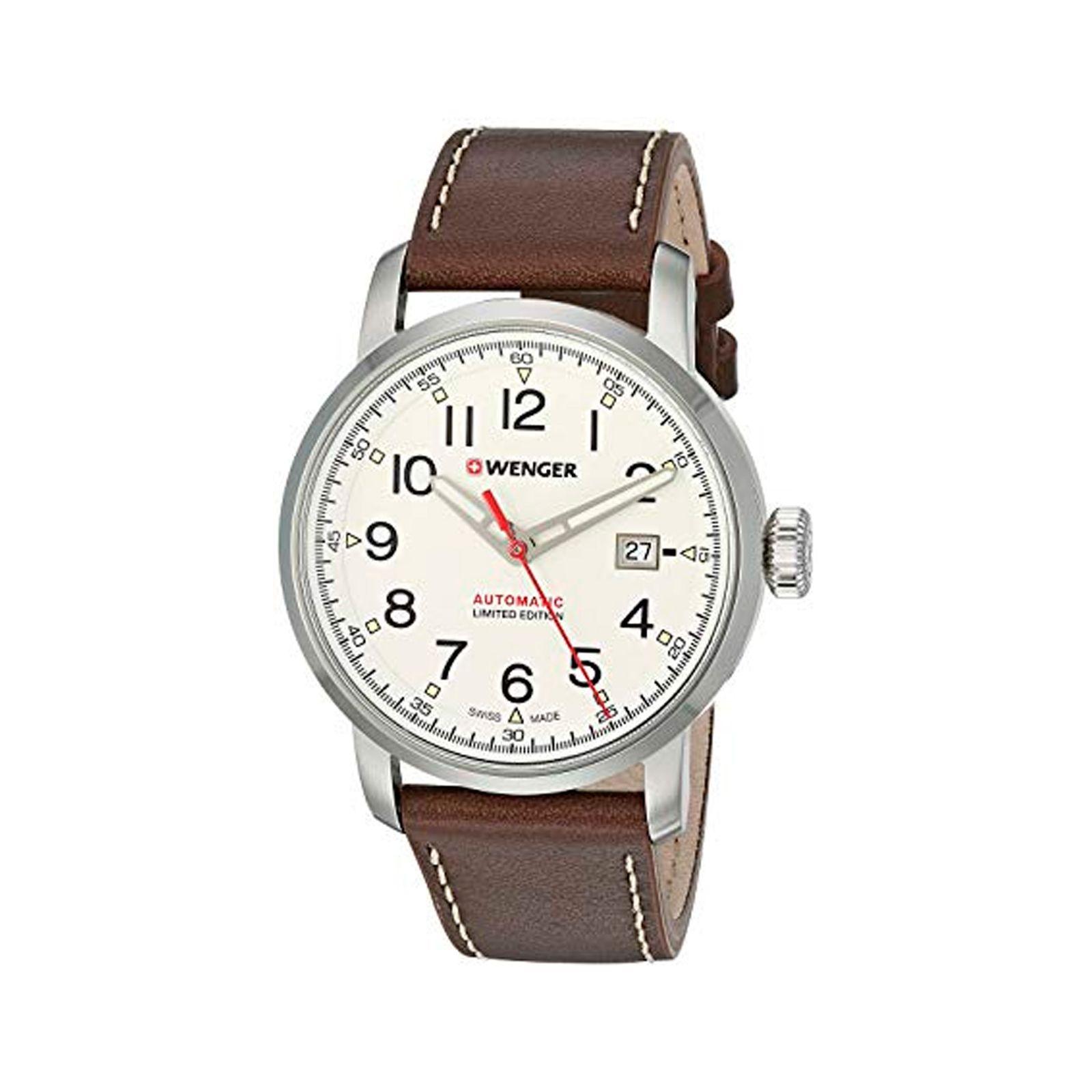 ساعت مچی عقربه ای مردانه ونگر مدل 01.1546.101 -  - 4