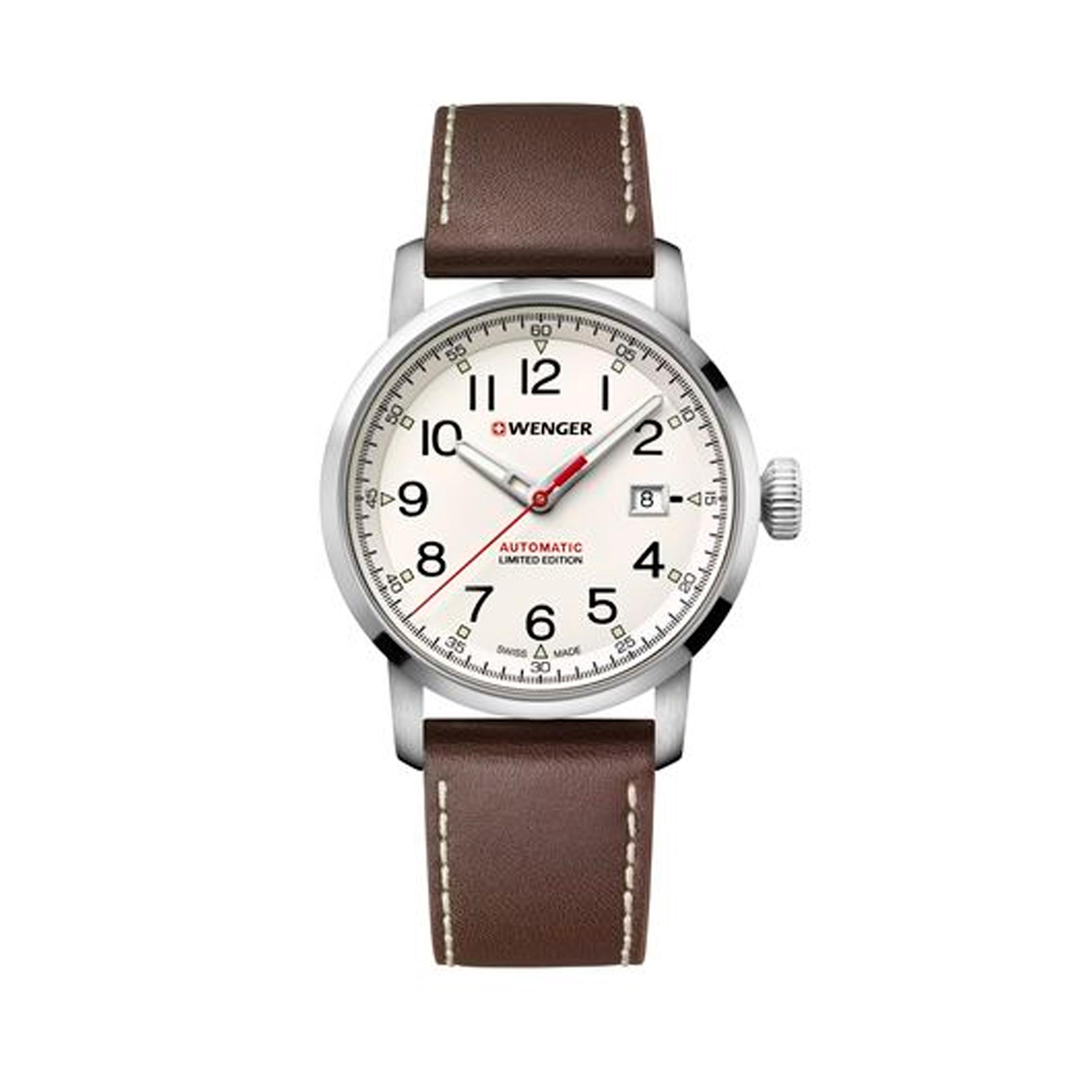 ساعت مچی عقربه ای مردانه ونگر مدل 01.1546.101 -  - 2