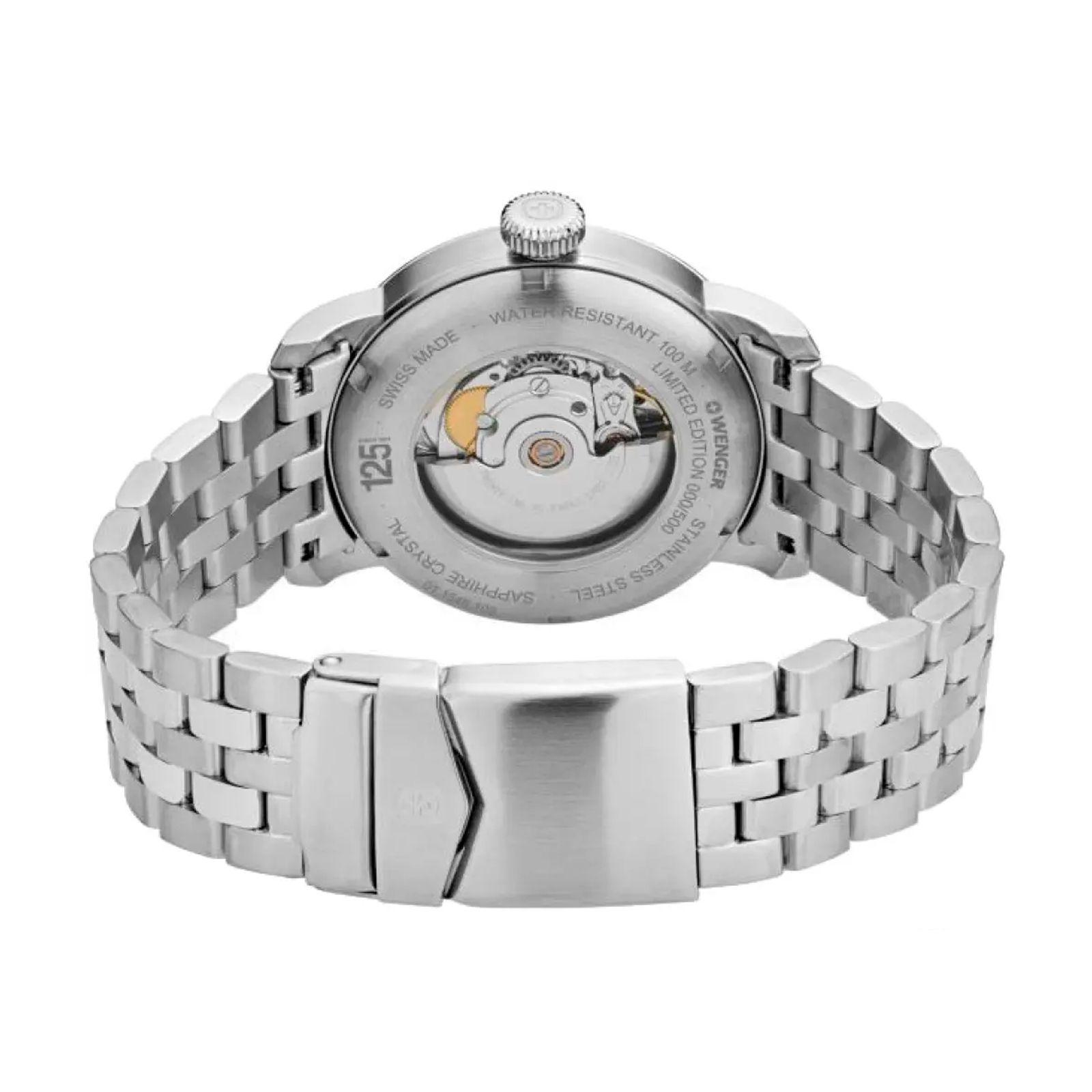 ساعت مچی عقربه ای مردانه ونگر مدل 01.1546.102 -  - 3
