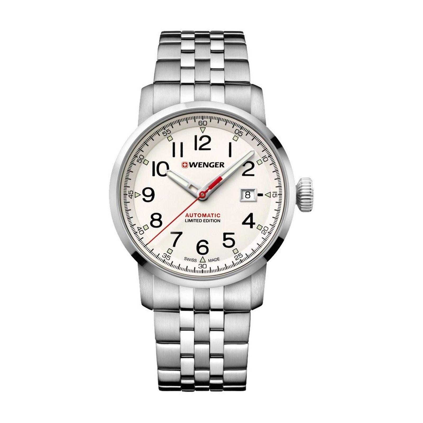 ساعت مچی عقربه ای مردانه ونگر مدل 01.1546.102 -  - 2