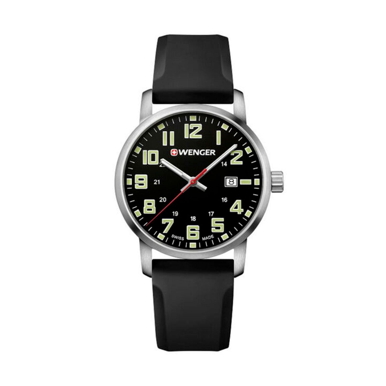 ساعت مچی عقربه ای مردانه ونگر مدل 01.1641.110 -  - 2