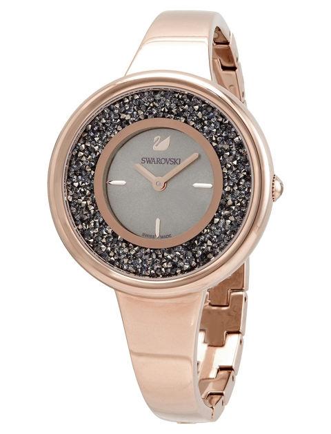 ساعت مچی عقربه ای زنانه سواروسکی مدل 5376077