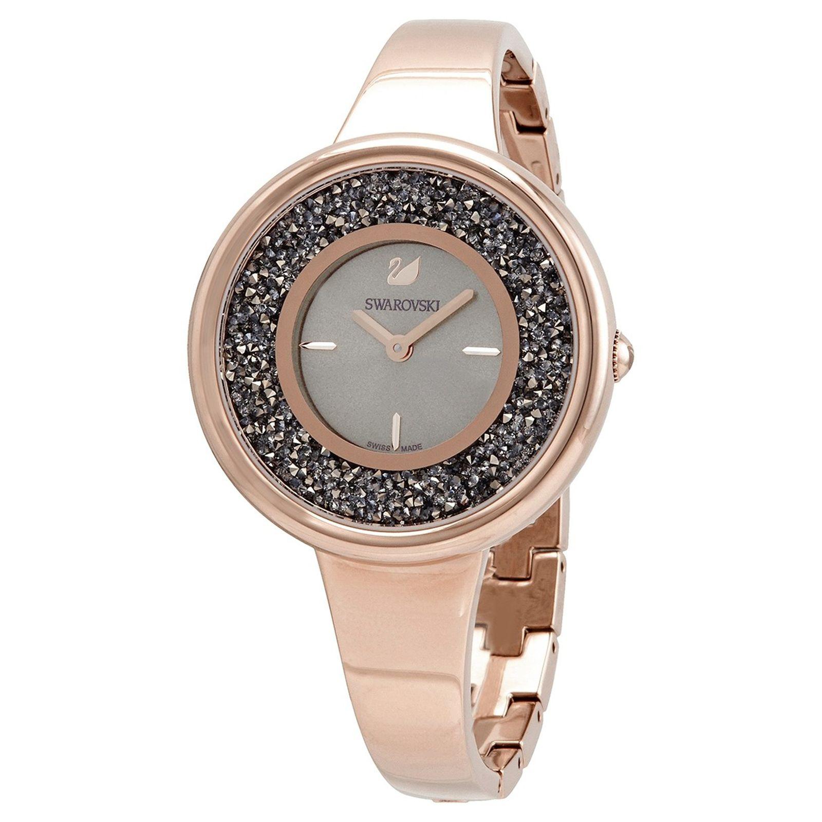 ساعت مچی عقربه ای زنانه سواروسکی مدل 5376077 -  - 2