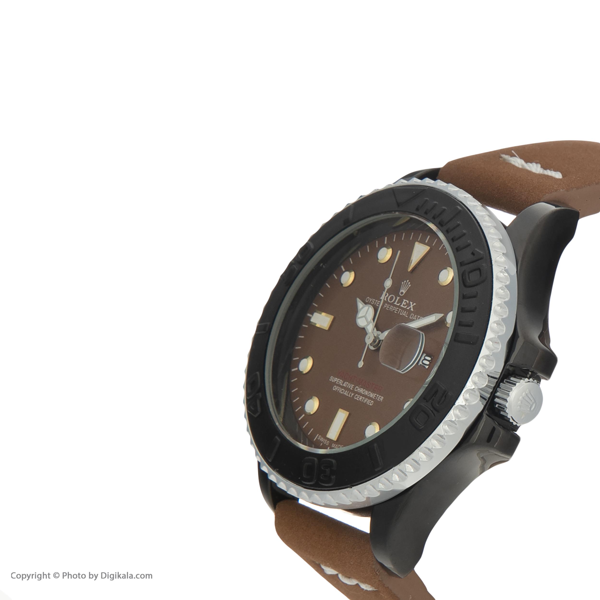ساعت مچی عقربه ای مردانه مدل RO-28