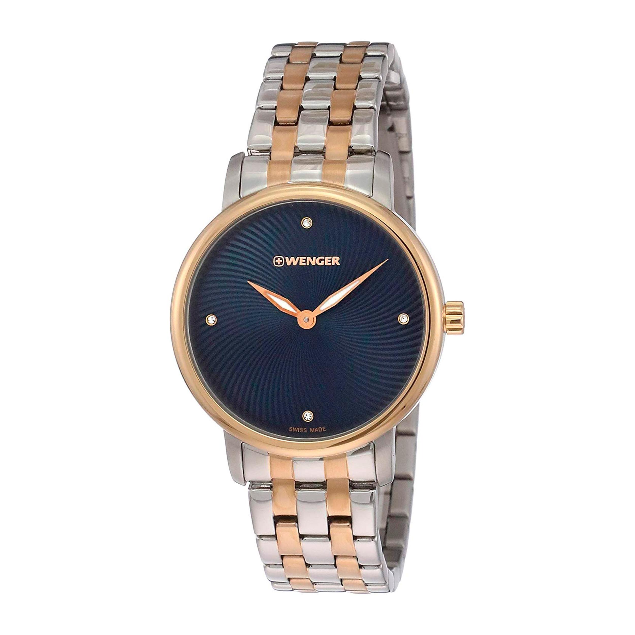 ساعت مچی عقربه ای زنانه ونگر مدل 01.1721.103 -  - 4