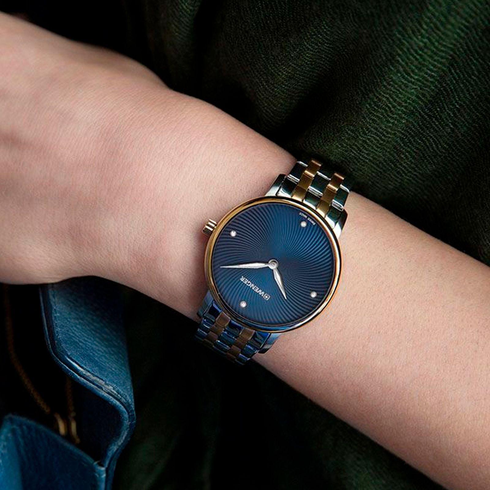 ساعت مچی عقربه ای زنانه ونگر مدل 01.1721.103 -  - 2