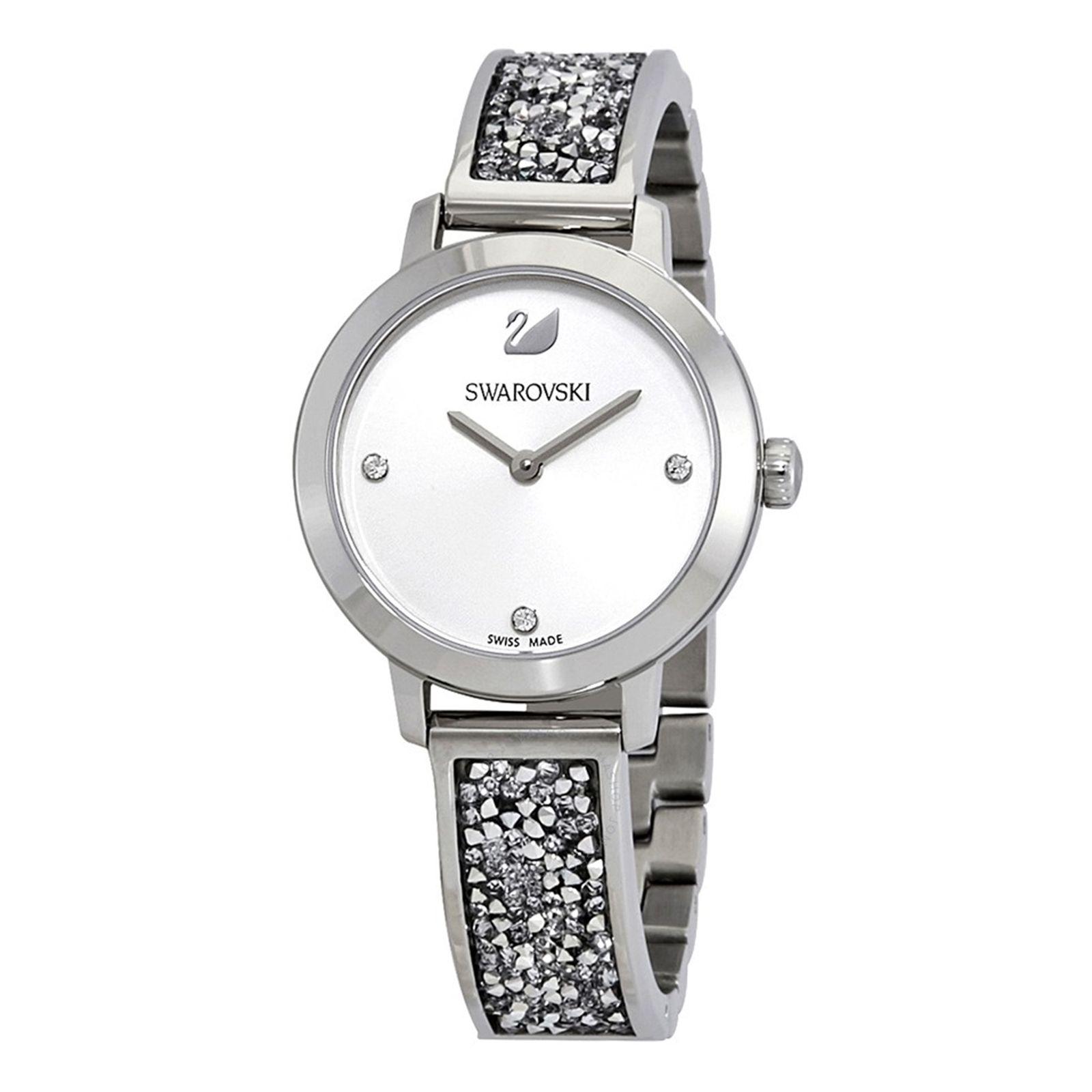 ساعت مچی عقربه ای زنانه سواروسکی مدل 5376080 -  - 3