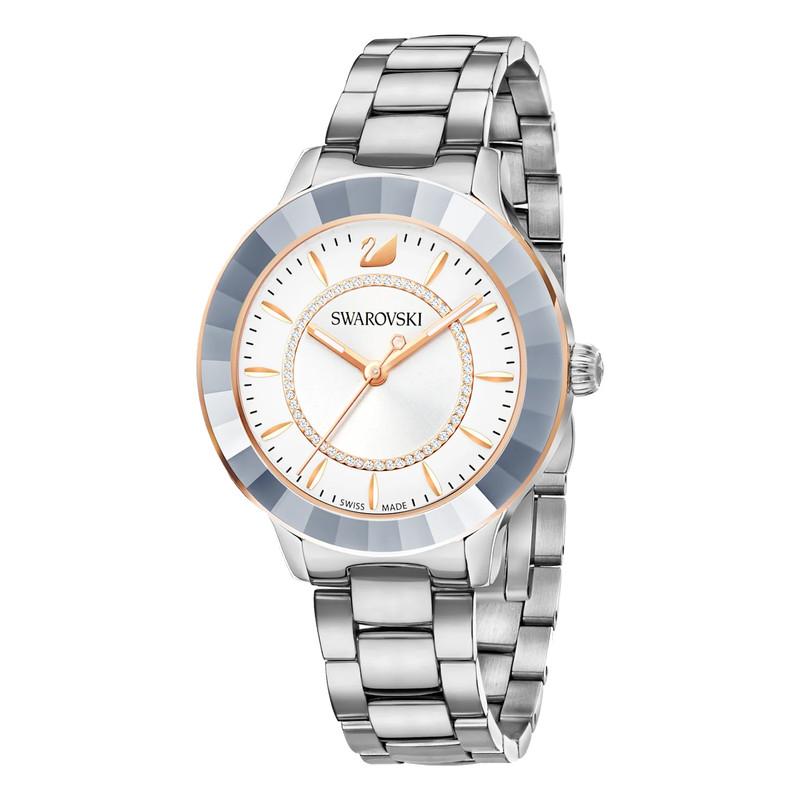 ساعت مچی عقربه ای زنانه سواروسکی مدل 5414429