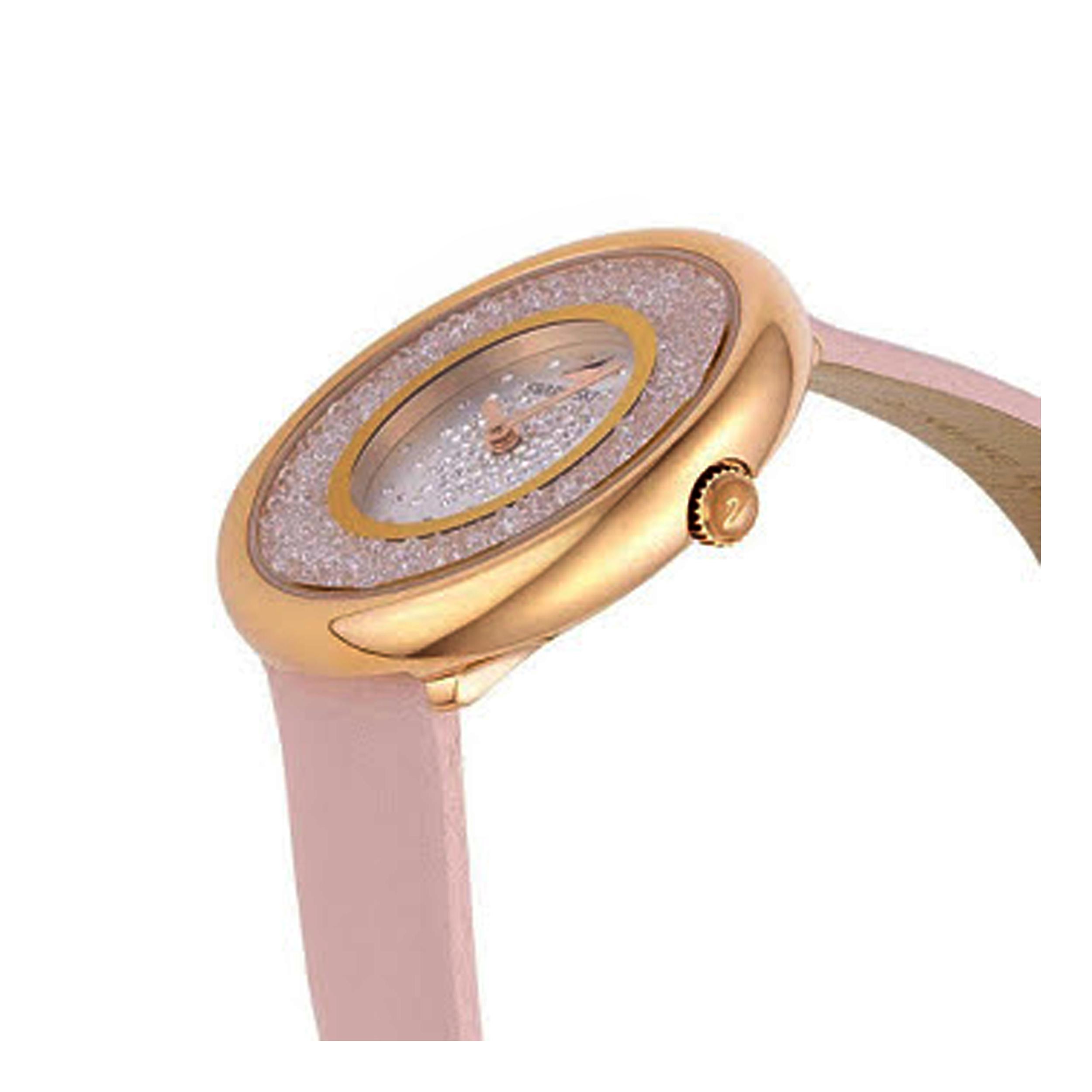 ساعت مچی عقربه ای زنانه سواروسکی مدل 5376086 -  - 3