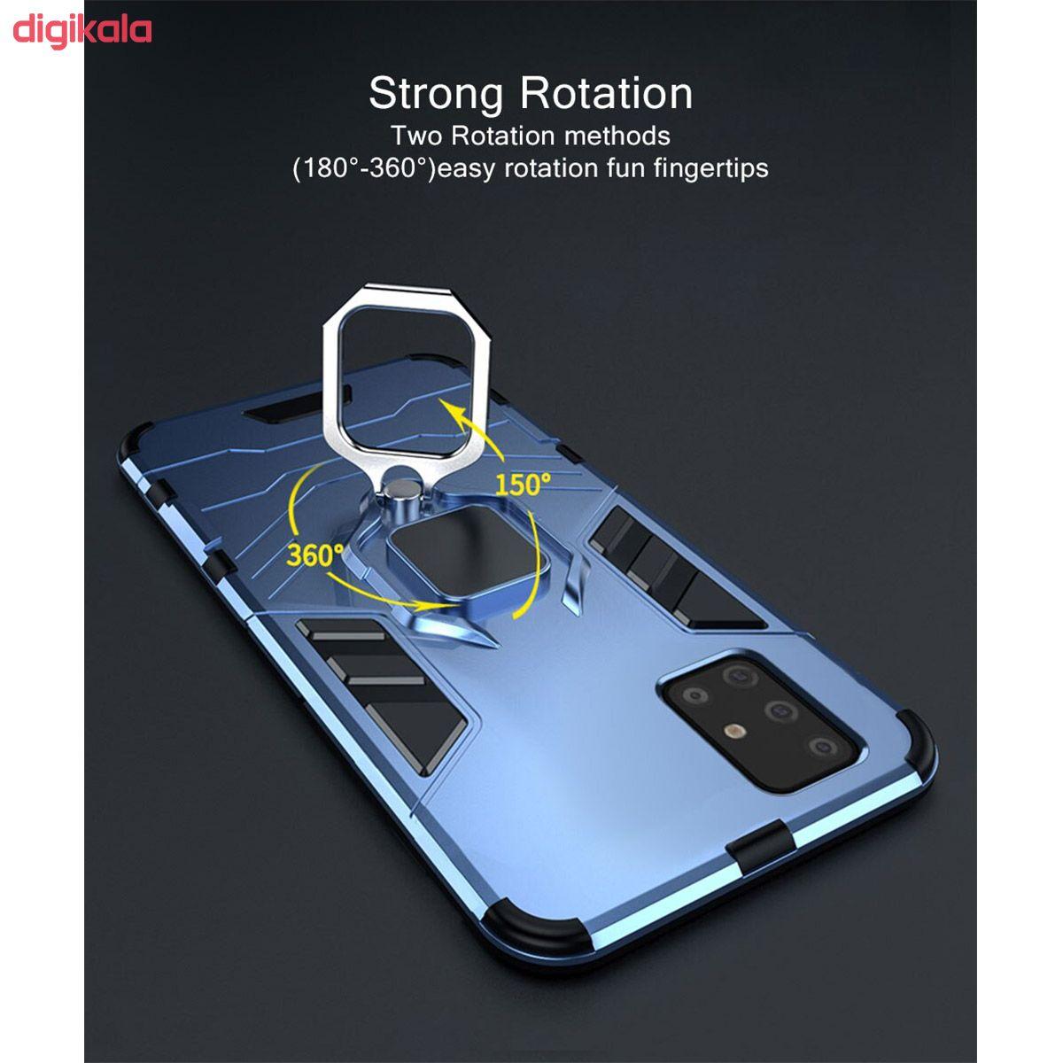 کاور سامورایی مدل ARC-2020 مناسب برای گوشی موبایل سامسونگ Galaxy A71 main 1 9