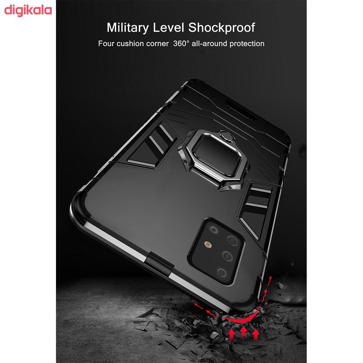 کاور سامورایی مدل ARC-2020 مناسب برای گوشی موبایل سامسونگ Galaxy A71 main 1 13