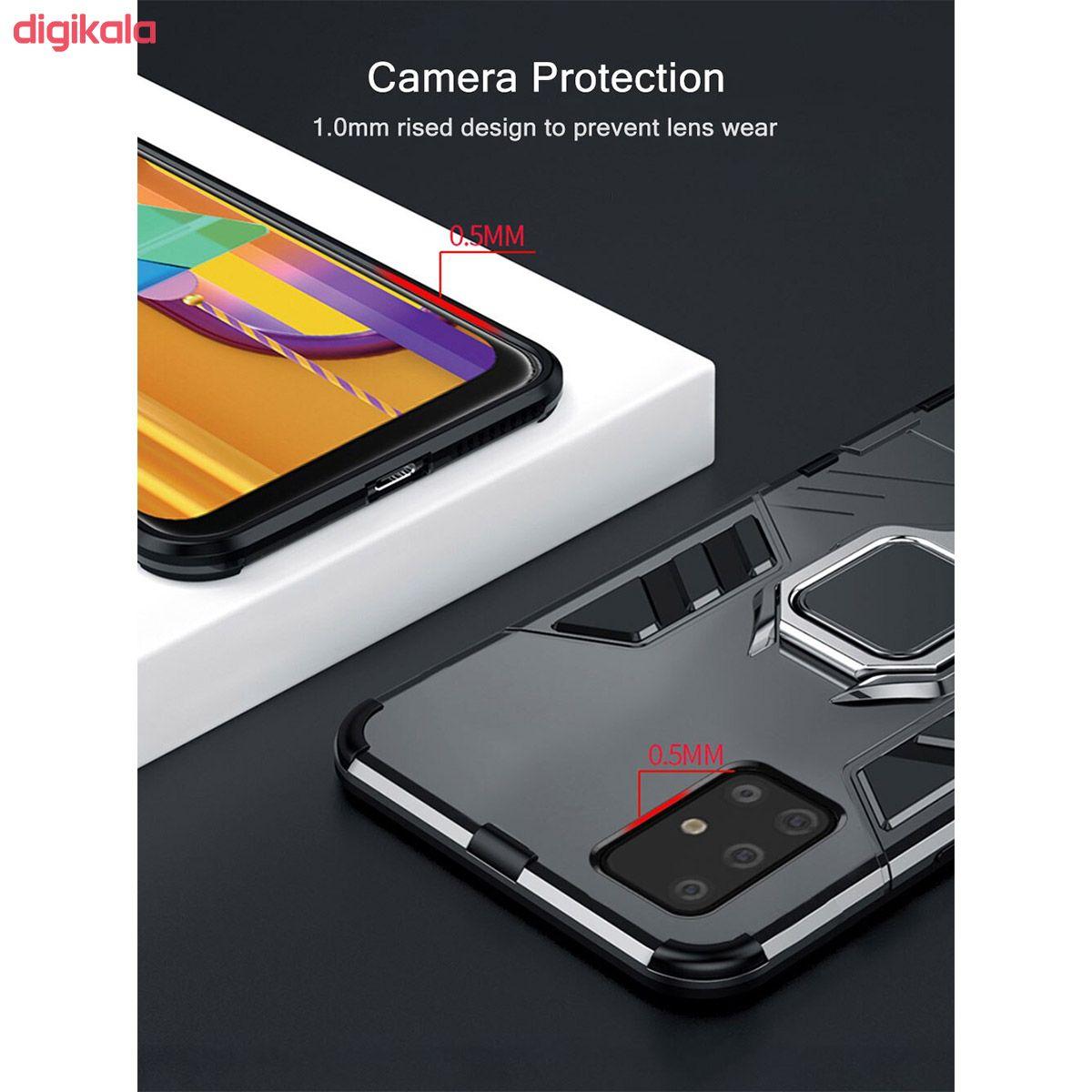 کاور سامورایی مدل ARC-2020 مناسب برای گوشی موبایل سامسونگ Galaxy A71 main 1 14