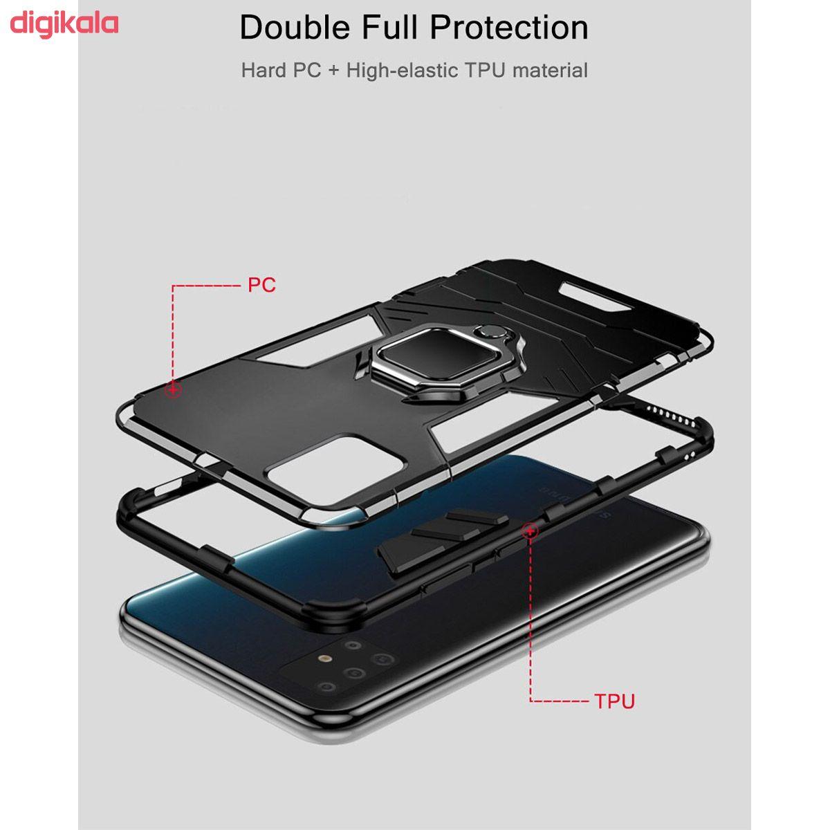 کاور سامورایی مدل ARC-2020 مناسب برای گوشی موبایل سامسونگ Galaxy A71 main 1 16