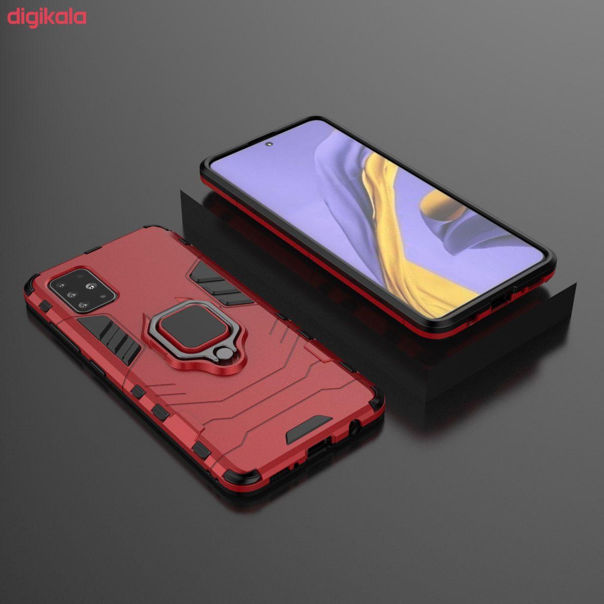 کاور سامورایی مدل ARC-2020 مناسب برای گوشی موبایل سامسونگ Galaxy A71 main 1 19