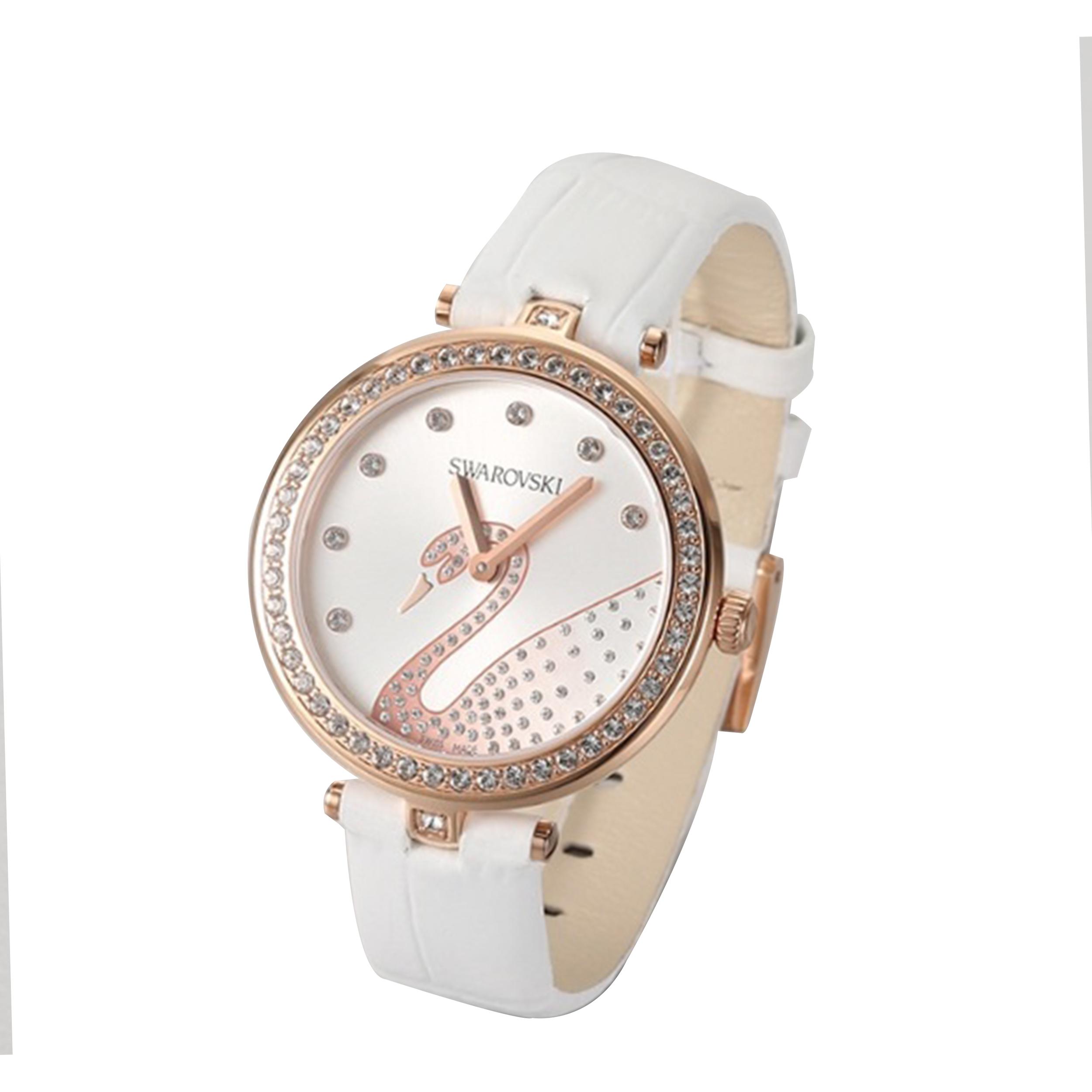 ساعت مچی عقربه ای زنانه سواروسکی مدل 5376639              خرید (⭐️⭐️⭐️)