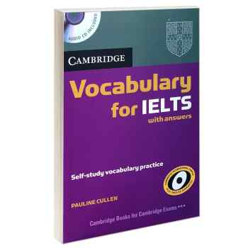کتاب Vocabulary for IELTS اثر Pauline Cullen انتشارات Cambridge
