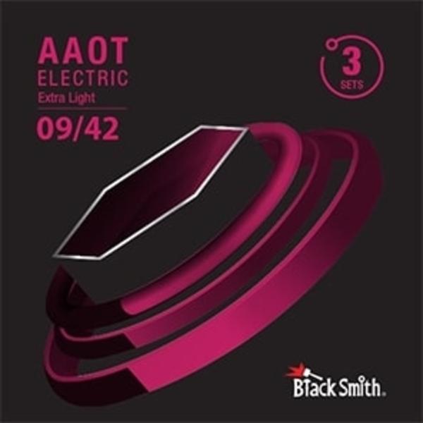 سیم گیتار الکتریک بلک اسمیت مدل AA0T 9-42