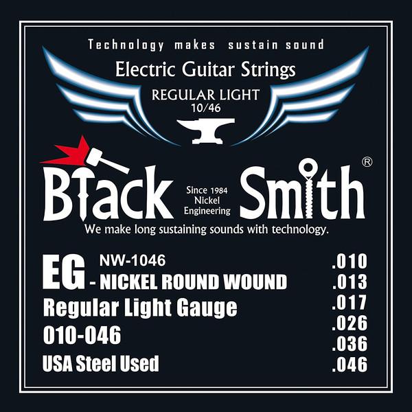 سیم گیتار الکتریک بلک اسمیت مدل NW 10-46