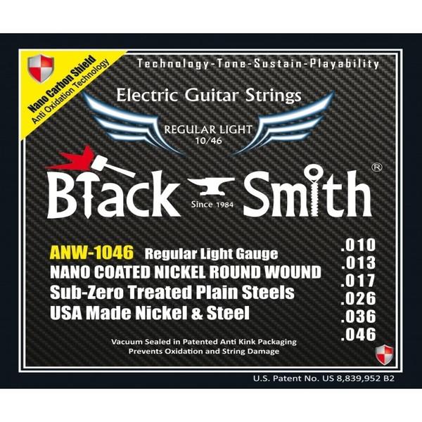 سیم گیتار الکتریک بلک اسمیت مدل ANW 10-46