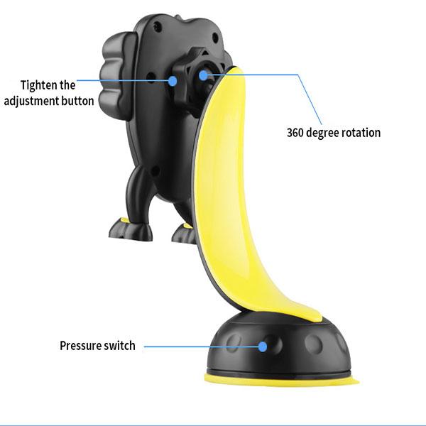 پایه نگهدارنده گوشی موبایل ارلدام مدل EH-09 main 1 2