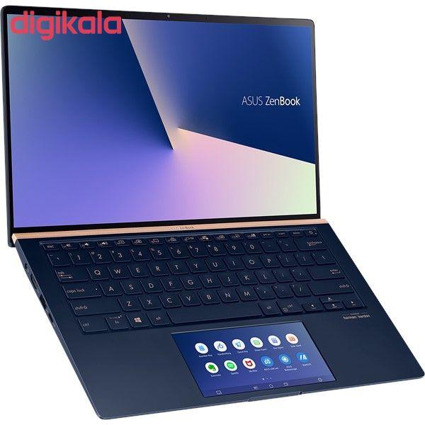 لپ تاپ 15 اینچی ایسوس مدل ZenBook UX534FTC-G  main 1 5