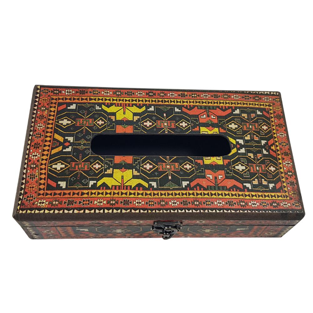 جعبه دستمال کاغذی مدل TB0006