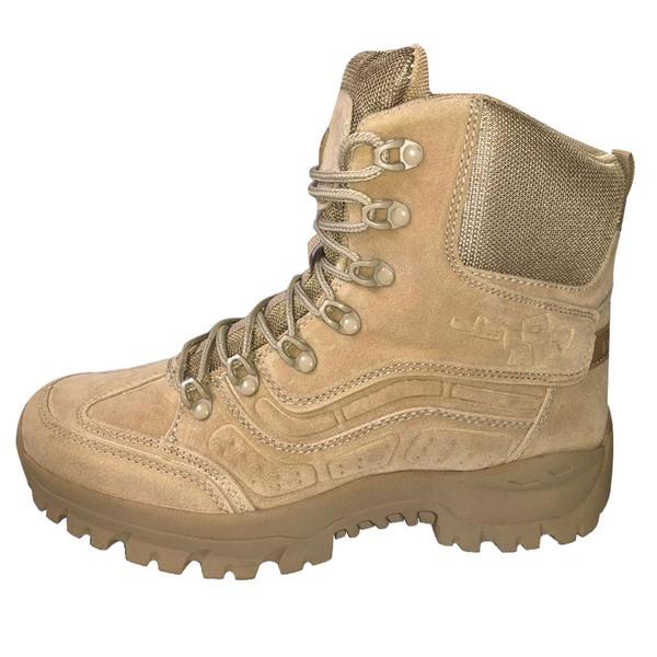 کفش کوهنوردی مردانه رافال مدل IGD رنگ خاکی
